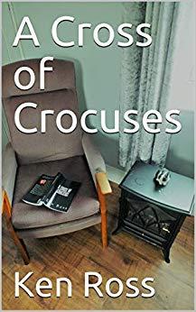 A Cross of Crocuses