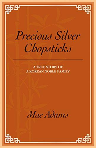 Precious Silver Chopsticks