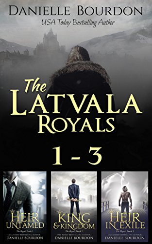 The Latvala Royals Boxed Set, Books 1-3