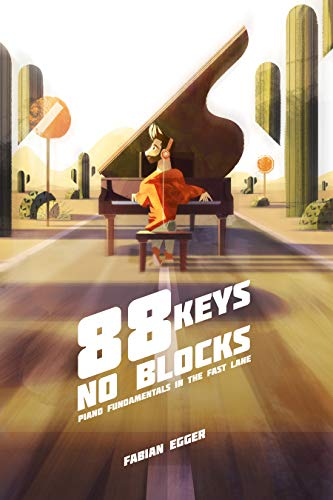88 Keys No Blocks