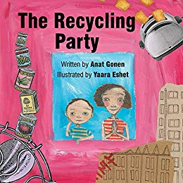 Free: Children's Book: The Recycling Party