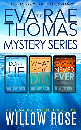 The Eva Rae Thomas Mystery Series (Book 1-3)