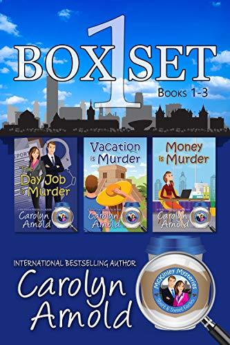 McKinley Mysteries Box Set One: Books 1-3