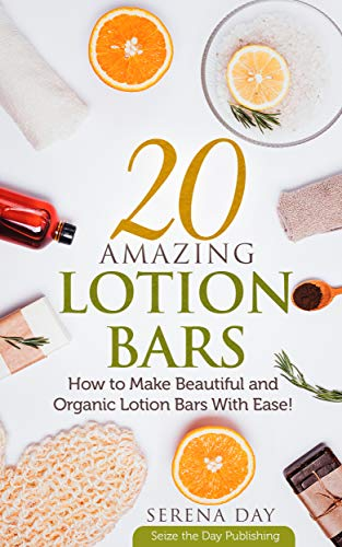 20 Amazing Lotion Bars