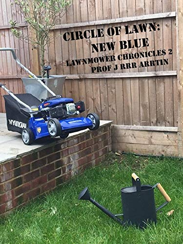 Free: Circle of Lawn: New Blue