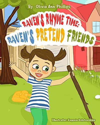 Free: Raven's Pretend Friends