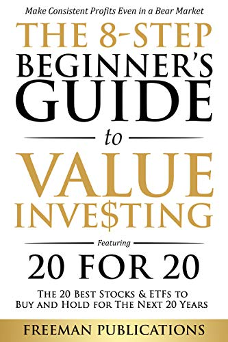 The 8 Step Beginner's Guide to Value Investing