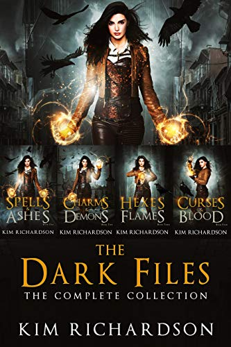 The Dark Files, The Complete Collection