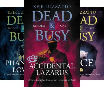 Free: Dead & Busy (Four Book Series)