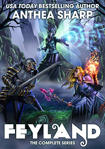 Feyland: The Complete Series