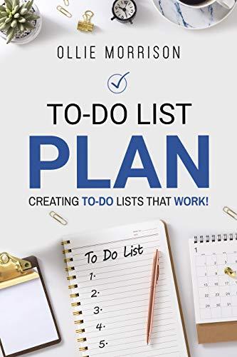 Free: To Do List Plan