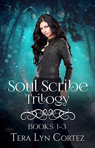 The Soul Scribe Trilogy (Books 1-3)