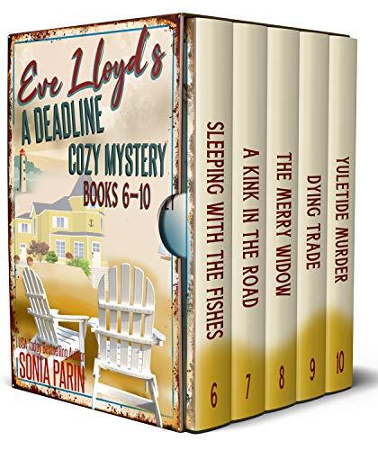 Eve Lloyd's A Deadline Cozy Mystery (Books 6 to 10)