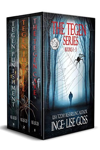 The Tegen Series (Books 1-3)