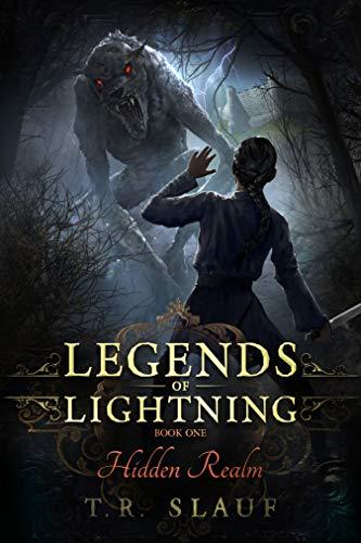 Hidden Realm (Legends of Lightning, book one)