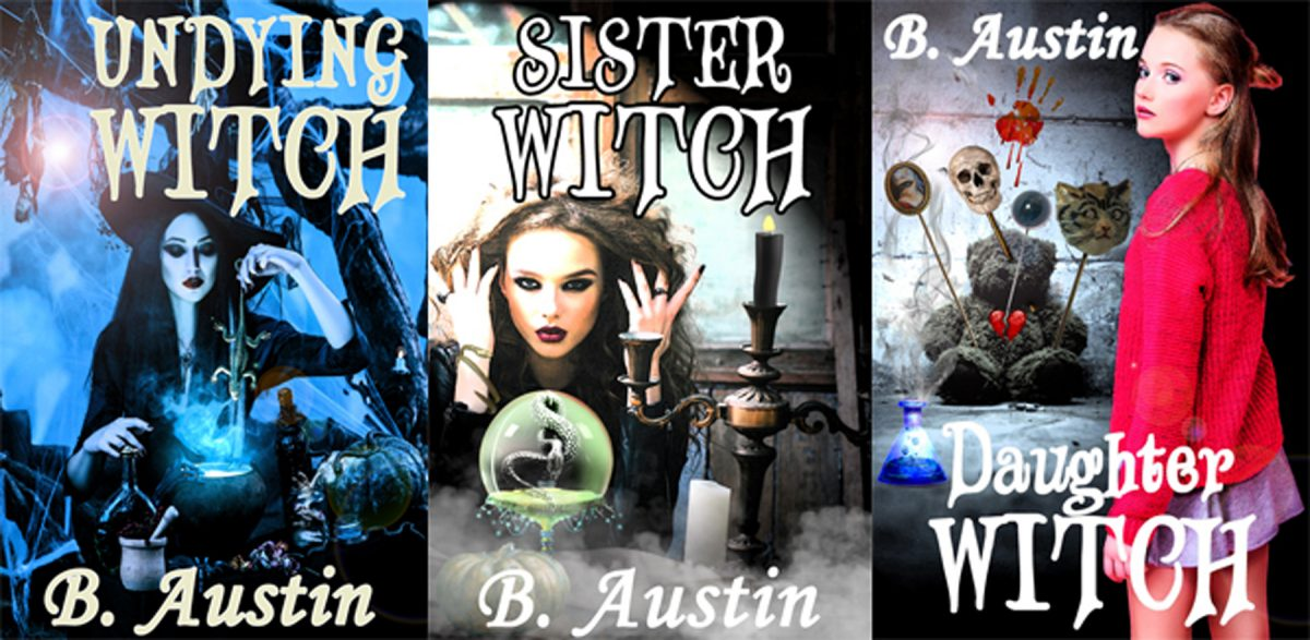 Free: A Dysfunctional Family of Witches