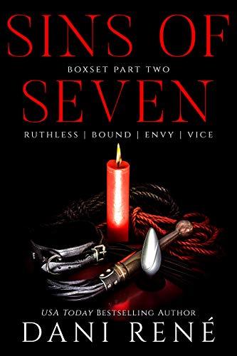 Sins of Seven Series (Books 4-7)