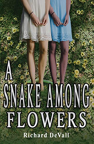 Free: A Snake Among Flowers