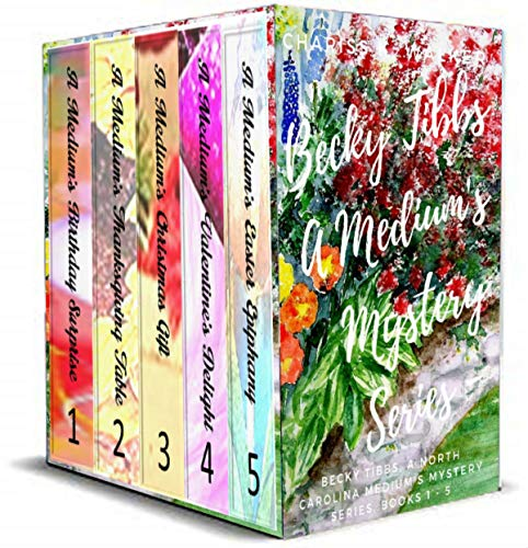 Becky Tibbs: A Medium's Mystery Series (Books 1-5)
