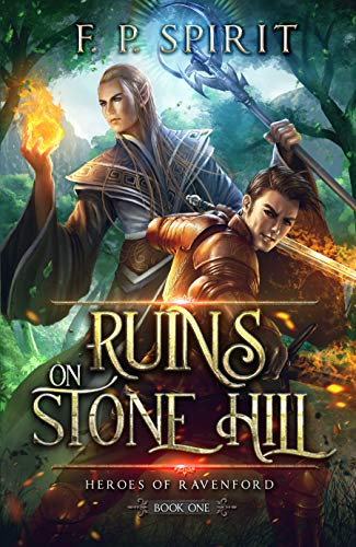 Free: Ruins on Stone Hill