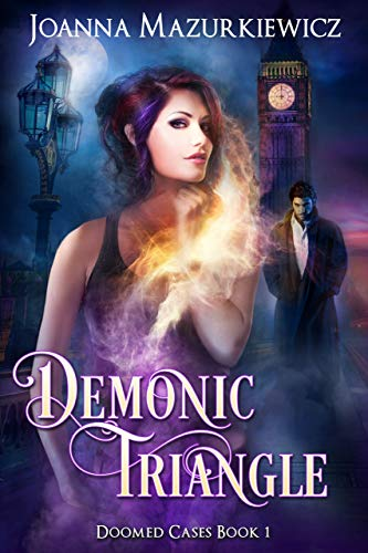 Free: Demonic Triangle (Doomed Cases Book 1)