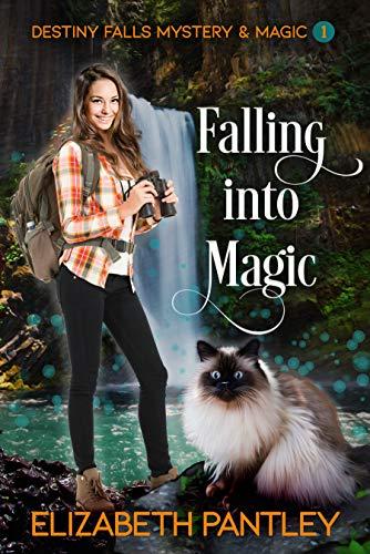 Falling into Magic: Destiny Falls Mystery & Magic Series (Book 1)