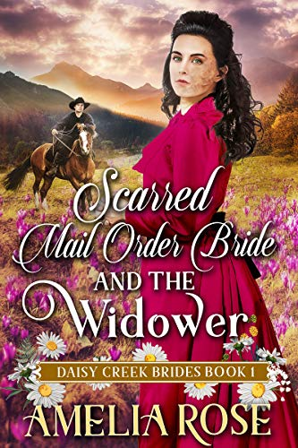 Free: Scarred Mail-Order Bride and the Widower