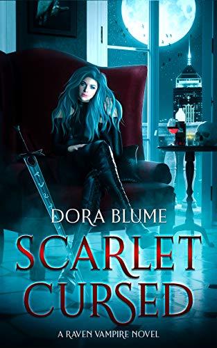 Scarlet Cursed (The Raven Vampire Assassin Series Book 1)